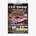 Car Show at the Desert Rose Pizza and Gastroupub