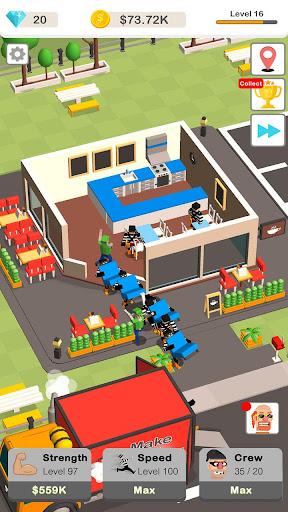 Idle Robbery 1.0.2 Mod screenshots 5