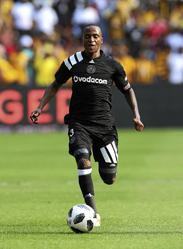 Thembinkosi Lorch says he has to work on his confidence.