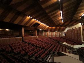 Photo: Sala de concierto