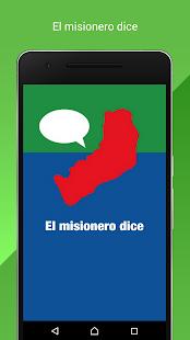El misionero dice - náhled