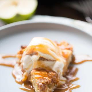 Apple Butterscotch Skillet Cookie Recipe