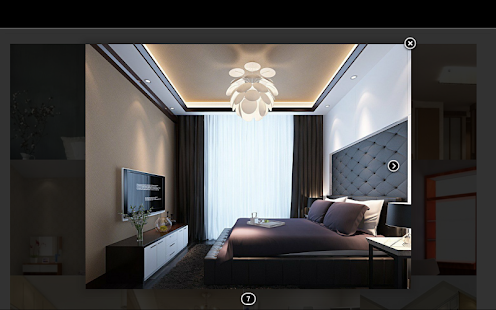 3d bedroom design screenshot thumbnail