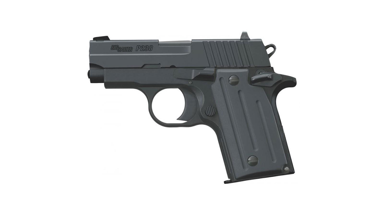 Sig Sauer P238 pistol