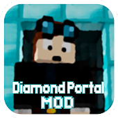 Mod Diamond Portal for MCPE
