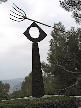 Photo: An exhibit at the Meight Museum of Modern Art in St. Paul de Vence