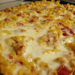 Italian Chicken Casserole.
