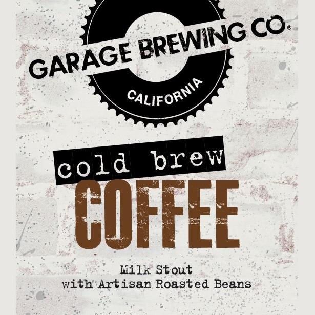 Logo of Garage Cold Brew Coffee