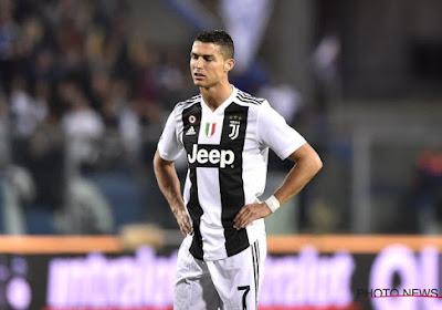 Pour le président de Naples, l'entraîneur de la Juve se nomme ... Cristiano Ronaldo