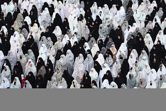 Photo: Ima Teheránban, Teheráni ima, Ima, Allah, péntek, mecset