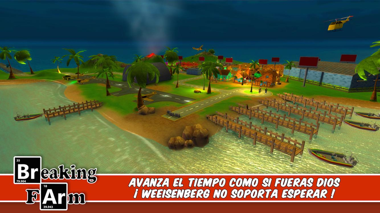 Breaking Farm: captura de pantalla