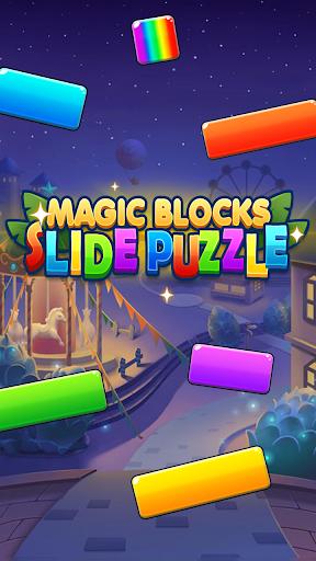 Magic Blocks: Falling Puzzle Dropdom apktram screenshots 1