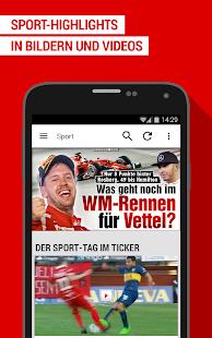 Bildzeitung App