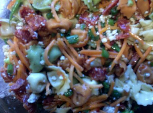 Tortellini Scraps Salad