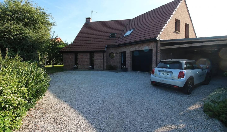Maison Mons-en-Pévèle
