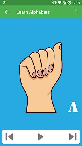 ASL American Sign Language  screenshots 3