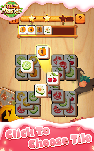 Tile Master - Classic Triple Match & Puzzle Game  screenshots 6