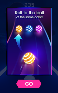 Dancing Road: Color Ball Run! MOD APK (Unlimited Money) 5