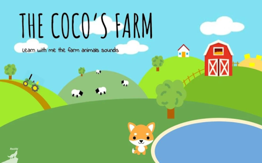 Coco Farm Animals Sounds - screenshot