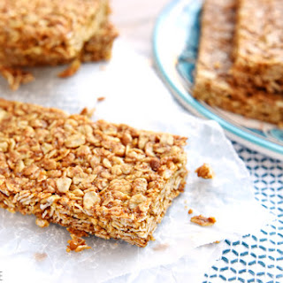 Oats & Honey Granola Bars