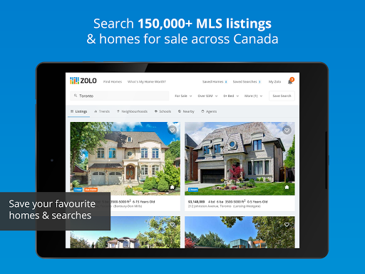 Real Estate in Canada by Zolo 1.4.8 Screenshots 6