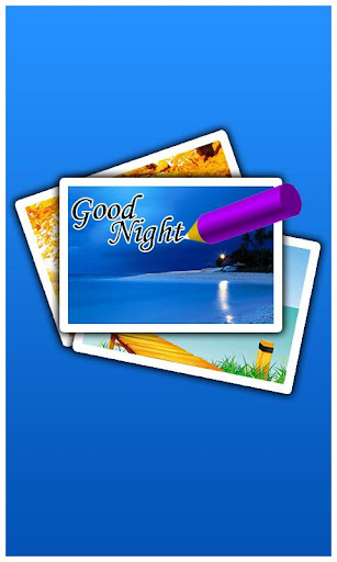 Greetings Text on Pictures