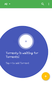 Torrenty- Torrent Downloader - náhled