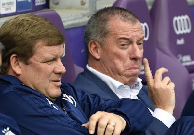 """Luc Devroe keert nog eens terug op zijn ontslag bij Anderlecht: """"Sanneh? Er was groen licht, maar niet aan die prijs"""""""