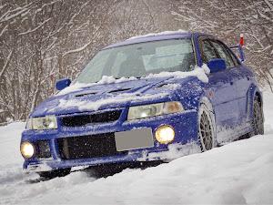 ランサーエボリューション Ⅵ 99年式 GSR 寒冷地特別仕様車のカスタム事例画像 ハシュエボ(*´∀`*)❤️さんの2021年01月04日01:18の投稿