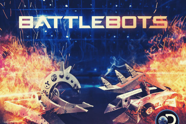 BattleBots Season 5 poster