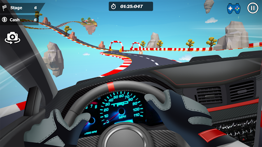 Code Triche Car Stunts 3D Free - Extreme City GT Racing  APK MOD (Astuce) screenshots 6