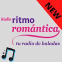 Radio Ritmo Romántica En Vivo, tu radio de baladas icon