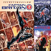 Captain Britain and Mi13