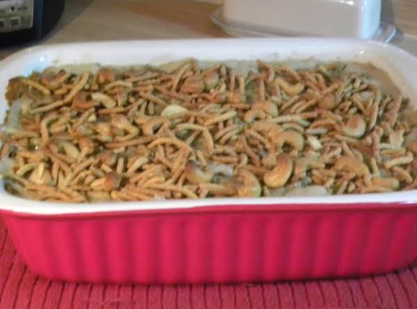 Christy's Cashew Chicken Casserole