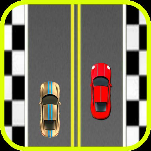 Racing Rash Fast 賽車遊戲 LOGO-玩APPs