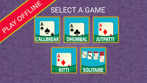 Taash - CallBreak, Dhumbal, Kitti & Jutpatti 3.2 de.gamequotes.net 1