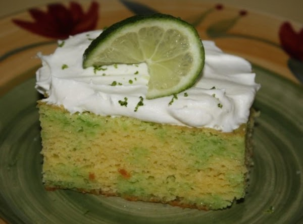 Adult Margarita Cake Recipe