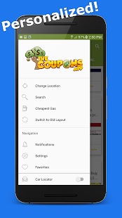 The Coupons App- screenshot thumbnail
