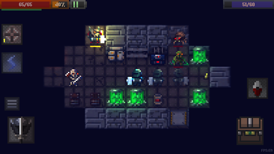Caves (Roguelike) Mod Apk Download For Android and Iphone 4