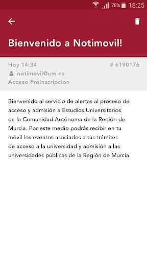 Acceso DURM screenshot 4
