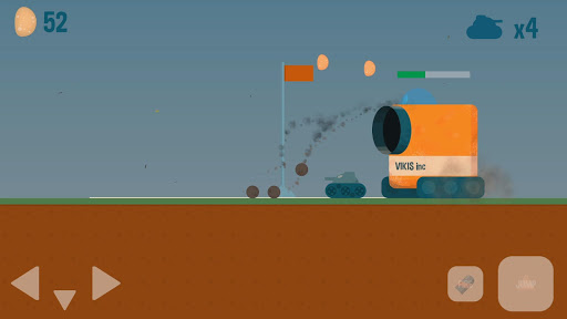 Potatoes Tank - Stars of Vikis android2mod screenshots 20