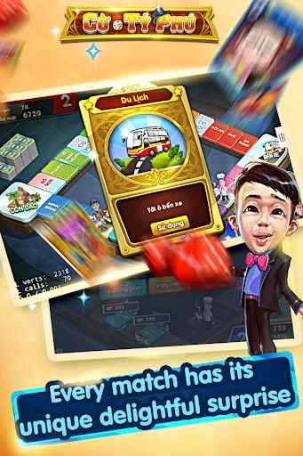 Cờ Tỷ Phú – Co Ty Phu ZingPlay screenshot 15