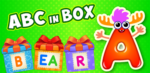 Baby ABC in box Kids alphabet games for toddlers 3.2.13.1 (Unlocked)
