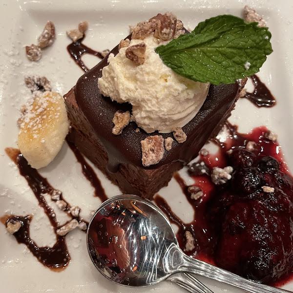 Mousse de Chocolate Mexicano / Chocolate Mousse