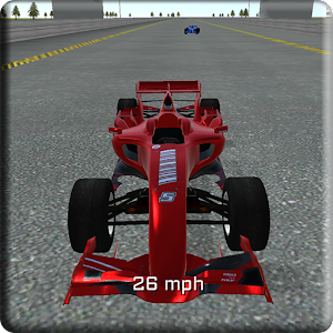 F1 racing game for PC and MAC