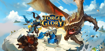 Forge of Glory - Match3 MMORPG