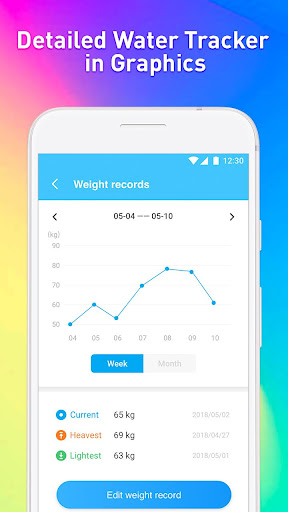 Drink Water Reminder – Water Diet Tracker & Alarm 3.6.9 screenshots 2