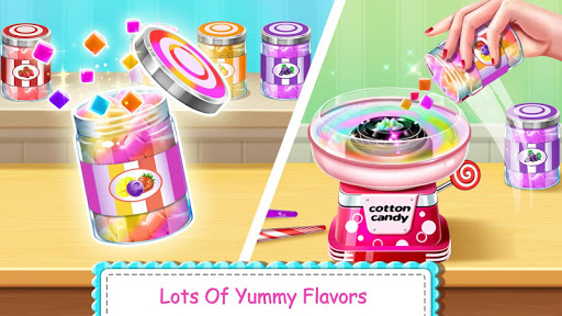 ud83dudc9cCotton Candy Shop - Cooking Gameud83cudf6c 5.2.5009 screenshots 4