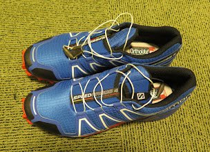 Photo: These Salomon shoes were available for €65. At least four of us succumbed
