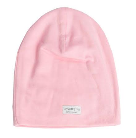 Nova Star Pink Baby Beanie
